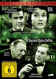 Ab 10.05.2013 bei uns!  Eine herrliche Krimikomödie mit Joachim Fuchsberger, Liselotte Pulver und Albrecht Schoenhals