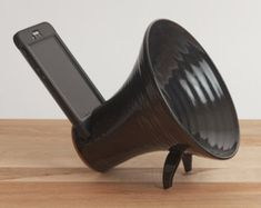 Ready to ship ClayAmp iPhone docking by LivingEarthCeramics