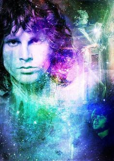 "Jim Morrison: ""The bond that unites you to your true family is not one of blood, but of respect and joy in the life of each of its members. Rarely do members of one family grow up under the same roof. Rock Posters, Concert Posters, Kinds Of Music, My Music, Ray Manzarek, The Doors Jim Morrison, The Doors Of Perception, Wild Love, Happy Hippie"