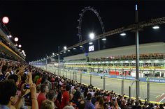 Where to get the most out of the 2016 FORMULA 1 SINGAPORE AIRLINES SINGAPORE GRAND PRIX? F1 commentator James Allen tells us his picks.