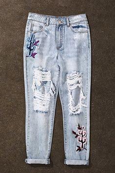 Cactus Boyfriend Jeans