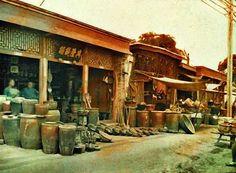 100年前一個法國人拍攝了的中國彩色照片,很多人都沒見過!