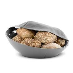Grand Cru bread basket - dusty grey - Rosendahl Copenhagen