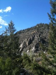 Great Montana scenery...love the mountains