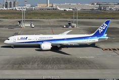 Boeing 787-9 Dreamliner - All Nippon Airways - ANA | Aviation Photo #4762315 | Airliners.net