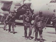 The government had to take action to curb Swapo activities. Swapo stepping up activities in the operational area. On 27/10/1977 a large group of surgents crossed the border and encountered a security patrol. The contact turned into a running battle for 3 days.  When shooting died down, 61 insurgents were dead and 6 security force members.A severe blow for Swapo. Swapo was out to wreck the so-called Western 5(US,Britain,France,Germany,Canada)
