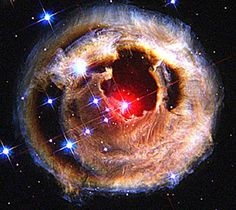 """In this series (see other pics) astronomers selected the top 10 most amazing pictures taken by the Hubble space telescope in the last 16 years.     """"...they illustrate that our universe is not only deeply strange, but also almost impossibly beautiful.""""  Michael Hanlon/AH (Nov 25th, 2006)."""