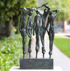 Improvise by Ann Vrielinck at The Sculpture Park