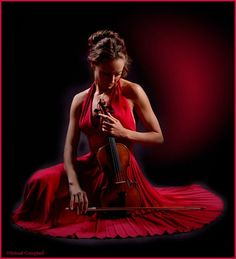 I would love to play the violin!