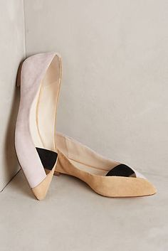 NEED these desperately! Aerin Iggy Flats from Anthropologie to wear with absolutely EVERYTHING this spring!