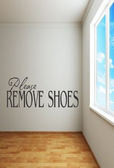 Please remove shoes decals-stickers.