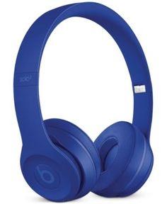best service 94a6b 50e29 Beats by Dr. Dre Solo 3 Wireless Headphones - Beats Solo 3, Sound Speaker