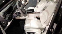 New Audi A8 exclusive interior