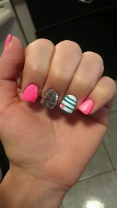 Love my nails!! Exotic nails in Pinellas park, Florida