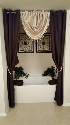 Advice, methods, furthermore quick guide in the interest of receiving the greatest result and also creating the maximum utilization of Restroom Decor Ideas Diy Bathroom Towel Decor, Bath Decor, Small Bathroom, Bathroom Ideas, Tuscan Bathroom Decor, Relaxing Bathroom, Bathroom Gallery, Bathroom Bath, Bathroom Curtains