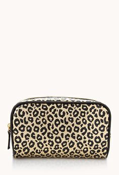 Untamed Small Cosmetic Pouch   FOREVER21 - 1000091182