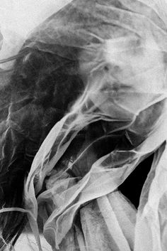 ☫ A Veiled Tale ☫ wedding, artistic and couture veil inspiration - Paul Phung, via Flickr