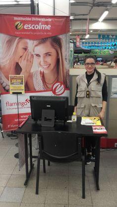 ¡ESCOLME le desea un Feliz Cumpleaños a nuestra promotora Laura Ríos del convenio Flamingo-ESCOLME!
