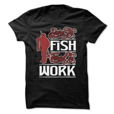 #tshirts... Cool T-shirts (Greatest T-Shirts) BORN TO FISH at MechanicTshirts  Design Description: Born to fish, pressured to work. Get your now  In case you do not completely love this design, you possibly can SEARCH your favourite one by means of search bar on the header....