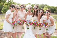 Best of 2013 Weddings: Bridal Party Moments