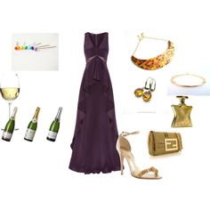 """Happy New Year"" by efzin on Polyvore"