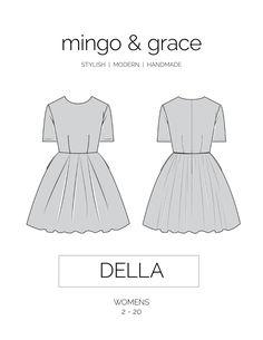 Della by mingo and grace Cover.jpg