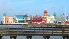 Biloxi, Mississippi moved here a few months after katrina hit super sad but the casinos we're every where!