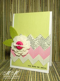chevron card love