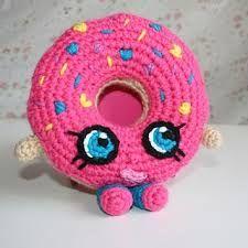 Resultado de imagen para shopkins crochet pattern