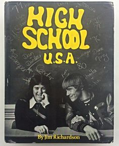 ltd More than one best book of Joint first place for this one. High School USA by Jim Richardson. Straight up photoSUPERbook. Email if you want Great Books, My Books, Books To Buy, Fun To Be One, High School, The Incredibles, Reading, World, Cover