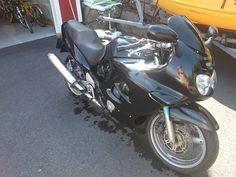 Motorsykler, MC til salgs Kids Motorcycle, Motorcycle Parts, Honda Motorcycles, Motorcycles For Sale, Sidecar, Automatic Transmission, Vehicles, Youtube, Honda Bikes