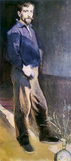 Autoportret | Stanisław Dębicki