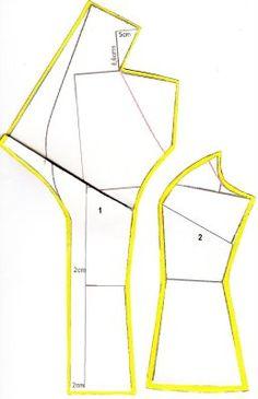 Costuras y forro para el cuello enterizo | El costurero de Stella