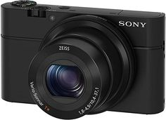 """Buy it before it ends. There is always many products on sae upto - Sony MP Premium Compact Digital Camera w / sensor, ZEISS zoom lens, 3 """"LCD - Super Shop Best Vlogging Camera, Best Dslr, Best Camera, Perfect Camera, Best Low Light Camera, Canon Kamera, Lightroom, Camera Deals, Carte Sd"""