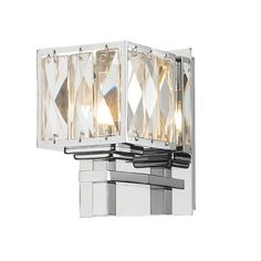 Found it at Wayfair - Delilah 1 Light Wall Sconce