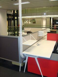 Axess Umbilical was used in this workspace for an effective cable