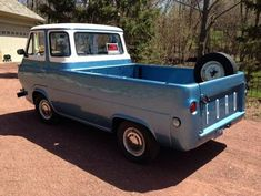 '64 Ford Econoline w/ straight six / 3-speed manual