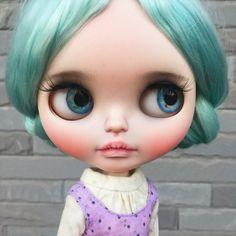 Ooak Custom Blythe Art doll By Stablehouse  no.182