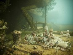 Stavronikita | The Sinking World by Andreas Franke