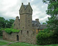 Mains Castle (also known as Fintry Castle or Claverhouse Castle) is a 16th-century castle in Dundee, Scotland.