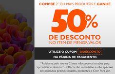 #Aproveite #Super #Oferta #Cupom #50Desconto #Tempo #Limitado #Clique em #VISITE e #Depois em #ABRIR para #Entrar na #Página de Natura eCommerce   Espaço Amoreira (...)  #banner