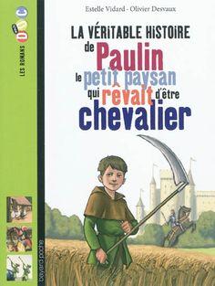 Paulin a dix ans. Il rêve de devenir chevalier, ce qui est impossible pour un fils de paysan. Mais un tournoi d'enfants est organisé et Paulin est bien décidé à y participer.