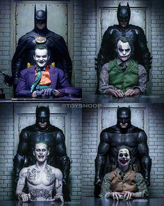 Im Batman & BlueFace Baby (Short Film : 3 hours long) very Gorgeous & Snaps. Batman Vs Superman, Spiderman, Batman Art, Batman Arkham, Batman Robin, Gotham Joker, Batman Games, Gotham Villains, Joker Comic