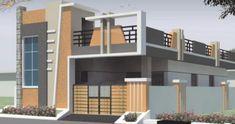 Independent house elevation designs