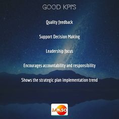 What makes good KPIs? Tick off with this list #biztips