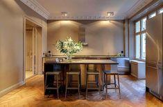 Lakberendezési stílusok - nagypolgári lakás, szolíd elegancia, eklektikus hangulat