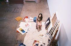 Urban Outfitters - Blog - UO Studio Visits: Mattea Perrotta
