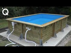 Amazing Constructions Ideas That Will Upgrade Your Home gestalten Amazing Ideas That Will Upgrade Your Home Shipping Container Swimming Pool, Diy Swimming Pool, Swimming Pool Construction, Diy Pool, Small Backyard Pools, Backyard Pool Designs, Small Pools, Ponds Backyard, Piscine Diy
