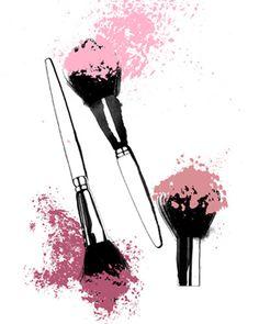 AgentMolly & Co makeup illustration, makeup drawing, makeup studio, makeup … – Make Up Makeup Wallpapers, Cute Wallpapers, Merci Boutique, Makeup Poster, Make Up Studio, Makeup Illustration, Makeup Artist Logo, Makeup Drawing, Makeup Tattoos
