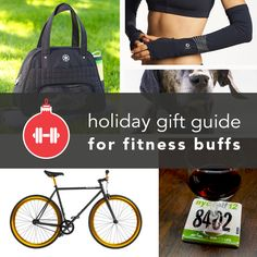 Holiday gifts for all the fitness buffs on your shopping list. This d33f5638b